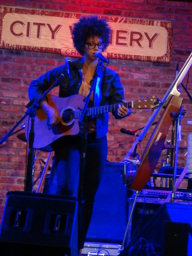 Chastity Brown-City Winery Chicago