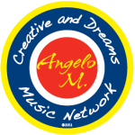 Angelo M Creative and Dreams Logo