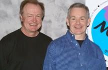 John Langan and Chuck Smith